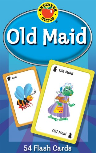 Download Old Maid Card Game (Brighter Child Flash Cards