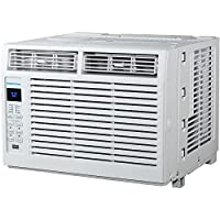 Emerson Quiet Kool 5000 Btu 115V Window Air Conditioner with Remote Control, White