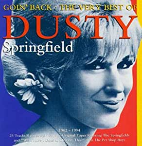 Dusty Springfield Goin Back Very Best Of Dusty