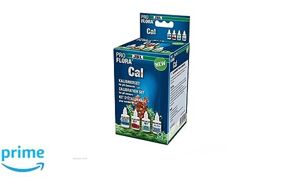 JBL proflora Cal 2 64456 Juego Completo para calibrado, Limpieza y Cuidado de pH de electrodos para acuarios: Amazon.es: Productos para mascotas