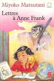 Lettres à Anne Frank, Matsutani, Miyoko