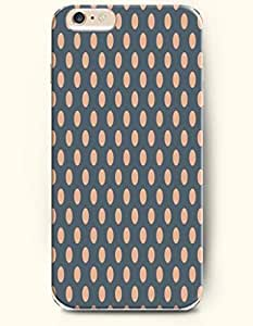 Bisque Wave Point - Polka Dot Series - Phone Cover for Apple iPhone 6 Plus ( 5.5 inches ) - SevenArc Authentic iPhone...