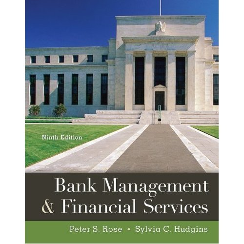 Bank Management & Financial Services 9th Edition (Book Only)