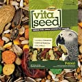 Higgins 466145 Vita Seed Parrot Food for Birds, 25-Pound from Phillips Feed & Pet Supply