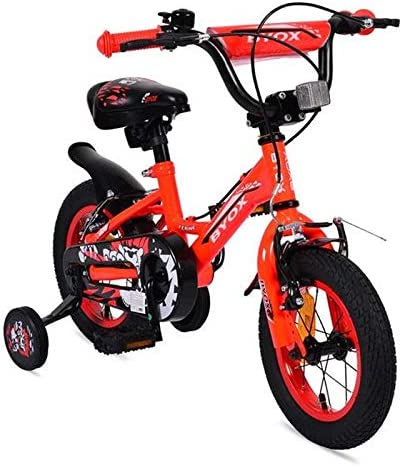 Byox Bicicleta Infantil Ferine 12 Pulgadas, Ruedas de Apoyo ...