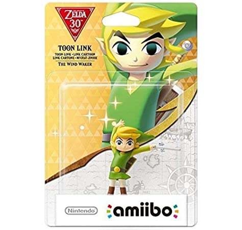 Nintendo - Figura Amiibo Link Arquero Serie Zelda: Amazon.es: Videojuegos