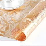 [printing],[soft glass],pvc table cloth/[waterproof], burn-proof, plastic tablecloths/tea table mats/ oil-proof ,crystal plate placemats-C 90x150cm(35x59inch)