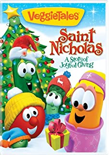 Amazon.com: Veggie Tales: The Toy That Saved Christmas: Veggie ...