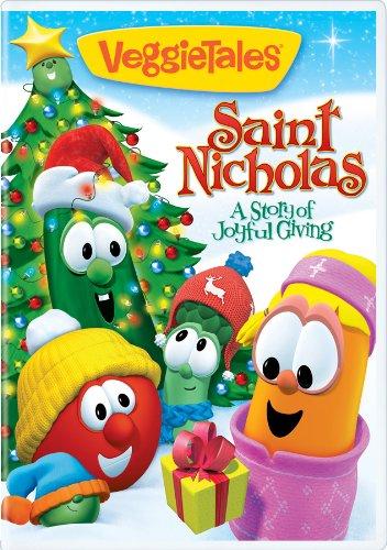 VeggieTales: Saint Nicholas - DVD Image