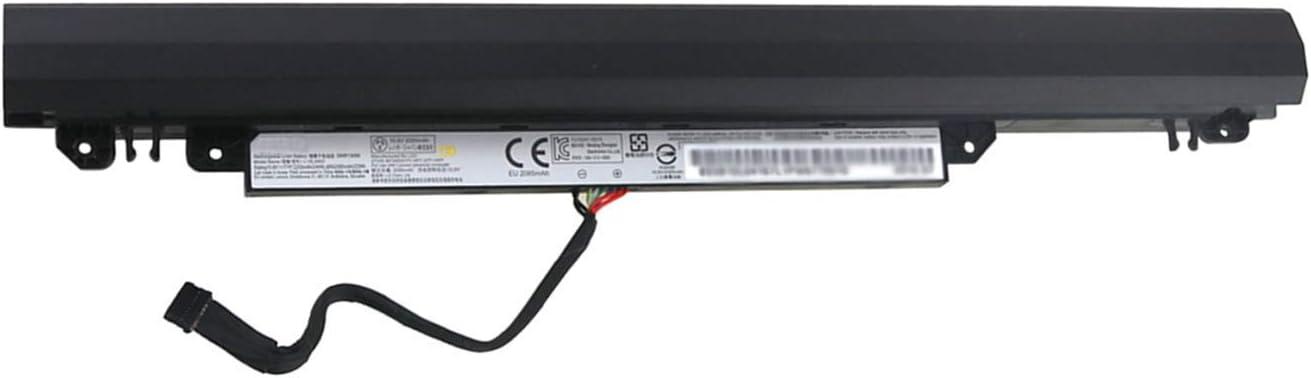 BOWEIRUI L15L3A03 Laptop Battery Replacement for Lenovo Ideapad 110-14AST 110-15AST 110-14IBR 110-15IBR 110-15ACL Series L15S3A02 L15C3A03 5B10L04166 5B10L04167 5B10L04215 10.8V 24Wh 2200mAh