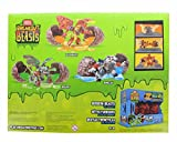 Mega Construx Breakout Beasts Slime - 3 Different