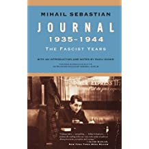 Journal 1935–1944: The Fascist Years (Published in association with the United States Holocaust Memorial Museum)