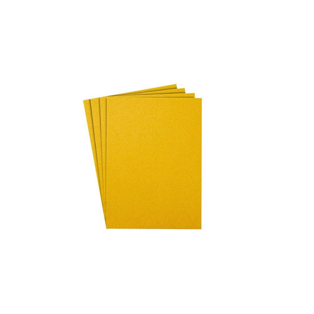 50 x Papier Abrasif Klingspor PS 30 D Arc 230 x 280 mm Grain 80