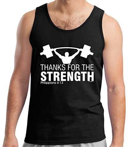 Thanks Strength Christian Workout Top