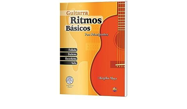 Ritmos Basicos -- Guitarra: Para Principiantes Spanish Language ...