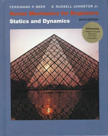 Download Vector Mechanics for Engineers: Statics and Dynamics (IBM