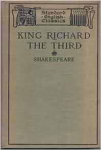 richard the third shakespeare pdf