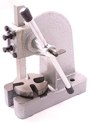 HHIP 8600-0033 Heavy Duty Arbor Press, 2 Ton Capacity, 18