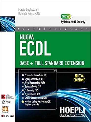 Nuova ECDL Base-Full Standard Extension