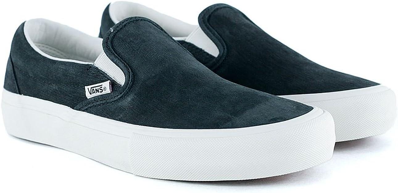 tubería Tiempo de día acento  Vans - Mocasines para Hombre Negro Negro, Color Negro, Talla 44,5 EU:  Amazon.es: Zapatos y complementos