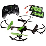 Sky Viper s1700 UL Certified 8 Stunts Flight Assist Controlled Drone w/Batteries