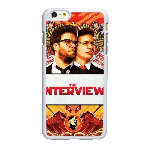 Le K4H48 Interview haute résolution affiche T1I8HL coque iPhone 6 4.7 pouces cas de couverture de téléphone portable coque blanche WT3VYV5RM