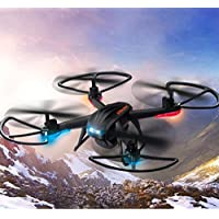 Quadcopter Drone,Global Drone GW007-2W WIFI 2.4G 6Axis LED RC Quadcopter Drone (0.3MP Camera)