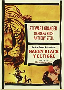 Harry Black y el Tigre [DVD]