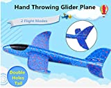 Airplane Toy, 4 Pack 17.5'' Glider Planes for Boys