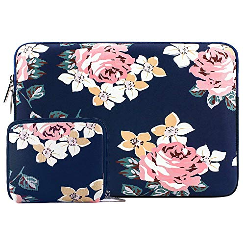 MOSISO Laptop Sleeve Compatible 15 Inch MacBook Pro with Tou