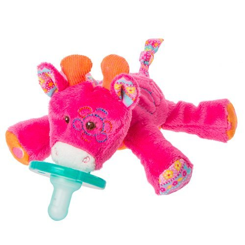 Mary Meyer WubbaNub Jasmine Pacifier