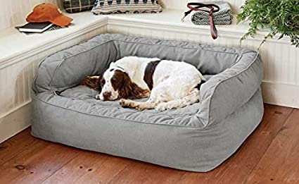 Pleasing Amazon Com Orvis Memory Foam Couch Dog Bed Large Dogs 60 Gmtry Best Dining Table And Chair Ideas Images Gmtryco