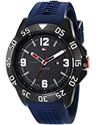 Tommy Hilfiger Mens 1790984 Stainless Steel Watch