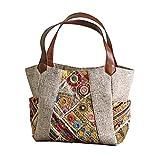 Women's Banjara Carryall Purse - Colorful Tote Bag