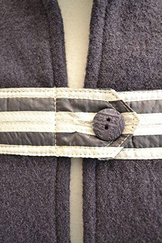 NOA NOA luxury boiled wool coat jacket Mantel Choir Violett Danish winter wolle vintage noanoa
