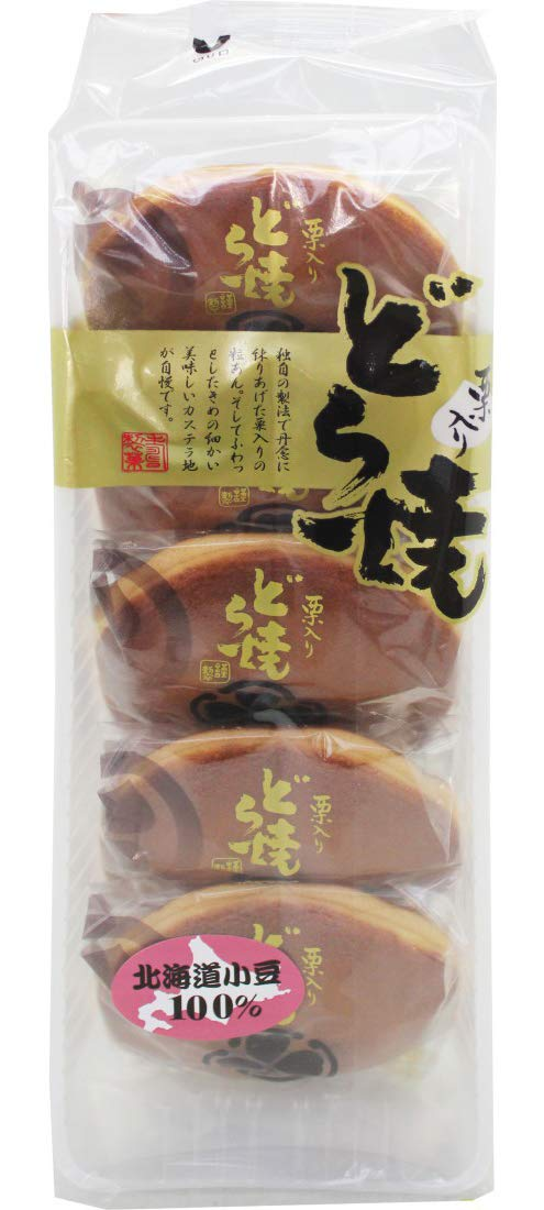 Kuriiri Dorayaki 12.5oz/355g by Kotobuki
