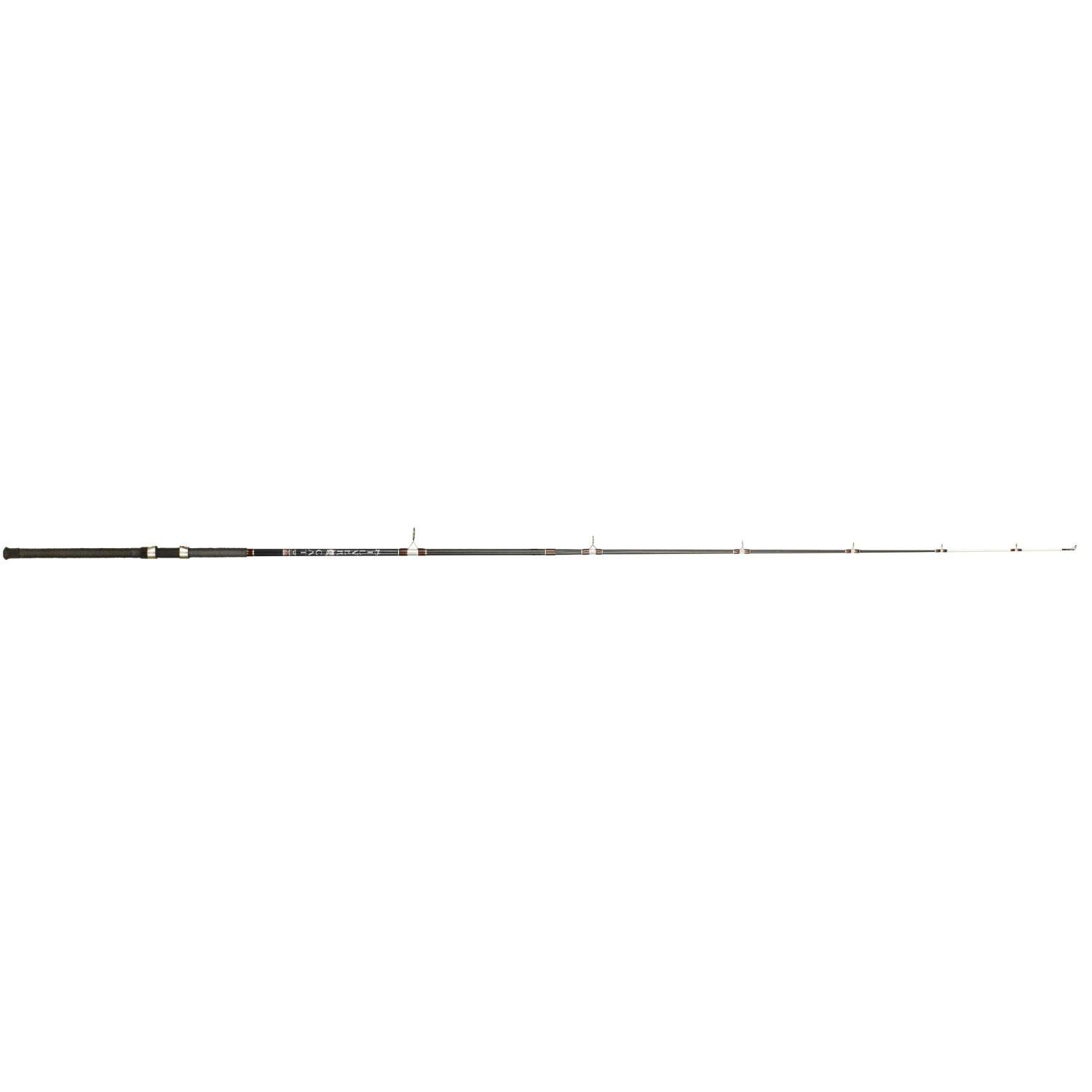 B M SCAT80S Silver Cat Spinning Rod