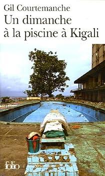 Un dimanche à la piscine à Kigali par Courtemanche