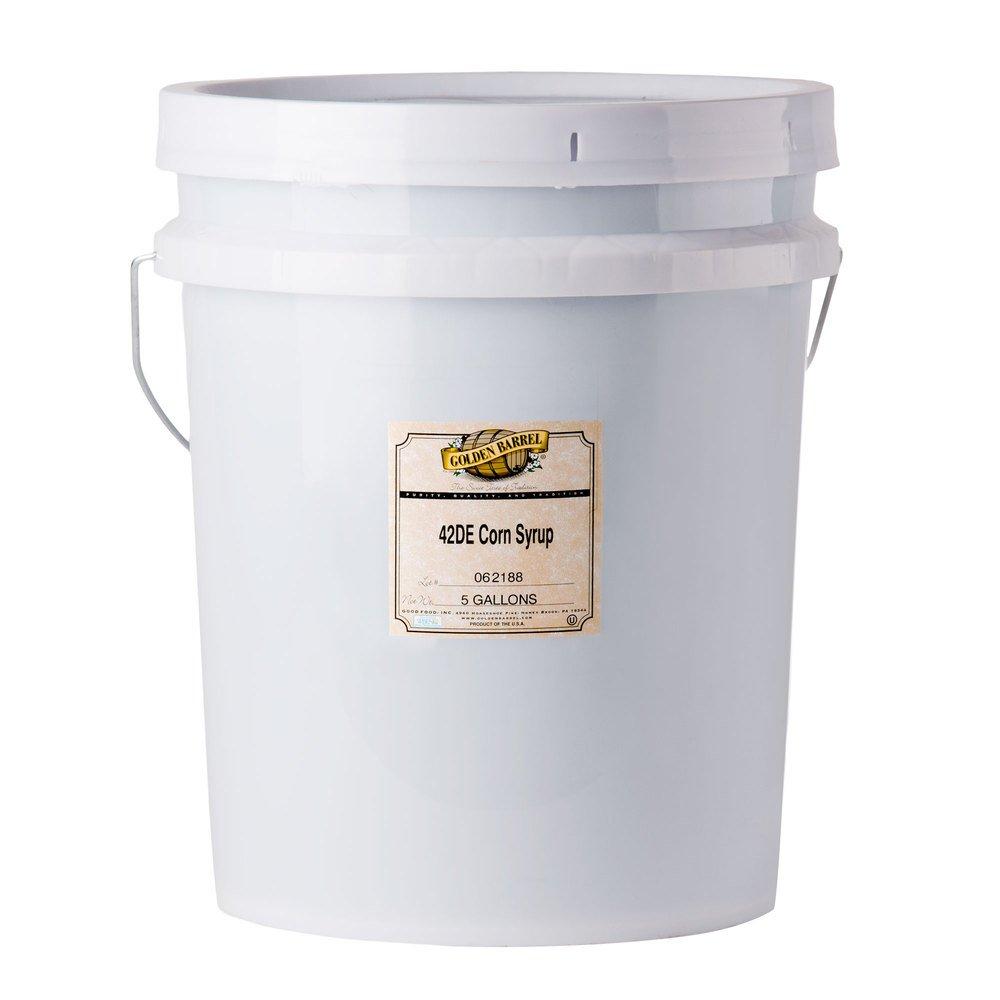 Golden Barrel Corn Syrup (5 Gallon Pail) by Golden Barrel