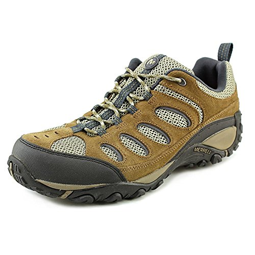 Merrell Faraday Men Brown Hiking Shoe outlet store locations yxebOCCd