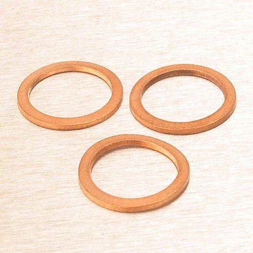 Copper Washer M10: