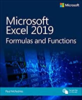 Microsoft Excel 2019 Formulas and Functions Front Cover