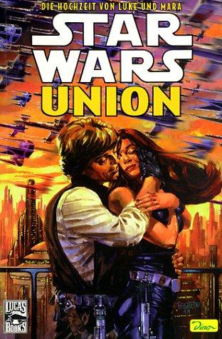 Star Wars, Sonderband, Bd.3, Union, Die Hochzeit von Luke und Mara (Comic).