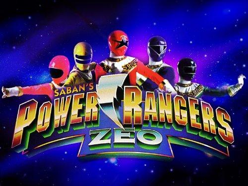 Amazon Com Power Rangers Zeo Season 1 Jason David Frank