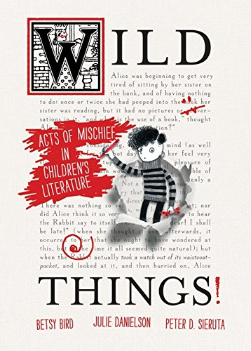 Wild Things Mischief Childrens Literature product image