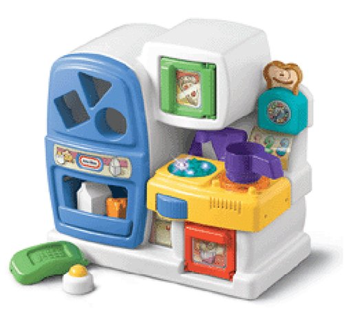 Amazon.com: Little Tikes Discover Sounds Kitchen: Toys & Games