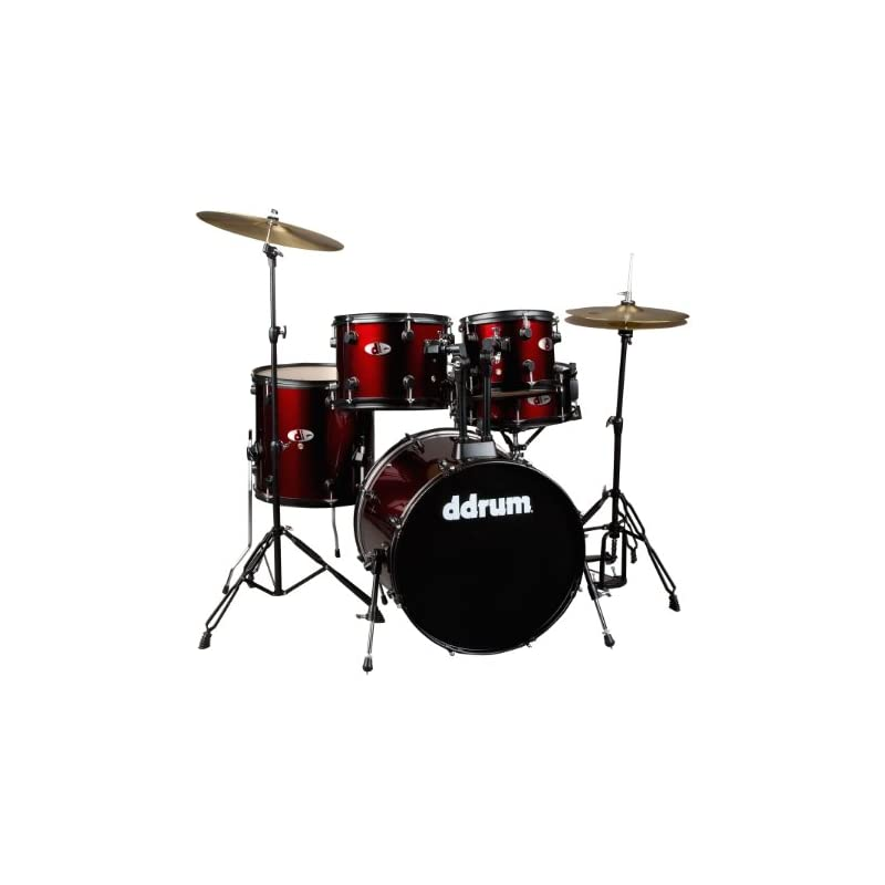 ddrum-d120b-br-d-series-5-piece-drum