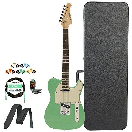 Stratocaster White Classic Guitar - 5