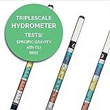 Brewer's Elite Hydrometer & Test Jar