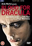 Blood For Dracula [DVD]
